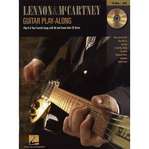 Guitar Play-Along Volume 25: Lennon And McCartney