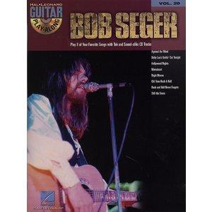Guitar Play-Along Volume 29 - Bob Seger