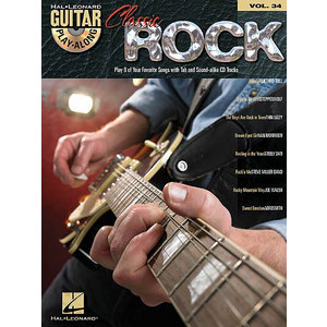 Guitar Play-Along Volume 34: Classic Rock