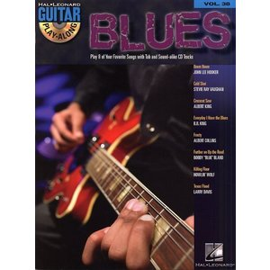 Guitar Play-Along Volume 38: Blues