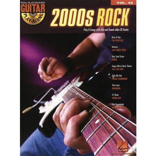 Hal Leonard Guitar Play-Along Volume 42: 2000s Rock