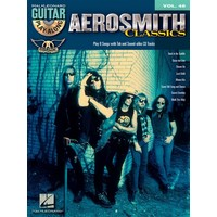 Guitar Play-Along Volume 48: Aerosmith Classics