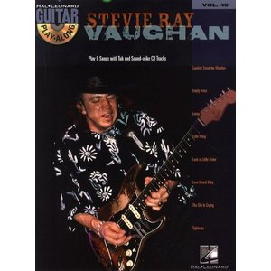 Guitar Play-Along Volume 49: Stevie Ray Vaughan