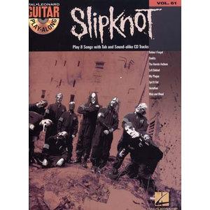 Guitar Play-Along Volume 61: Slipknot