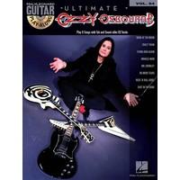Guitar Play-Along Volume 64: Ultimate Ozzy Osbourne