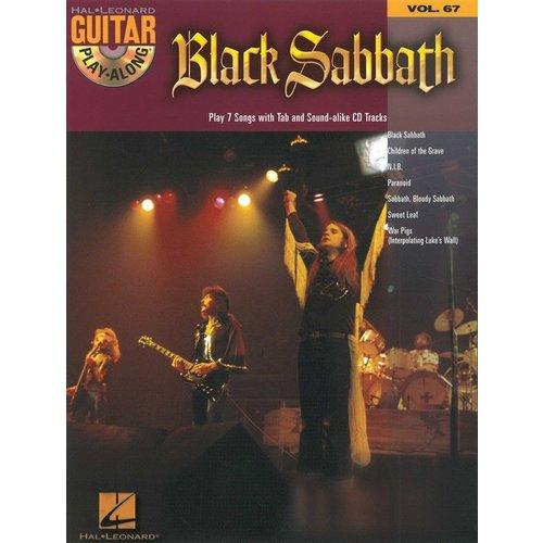 Hal Leonard Guitar Play-Along Volume 67: Black Sabbath