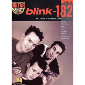 Guitar Play-Along Volume 58: Blink-182