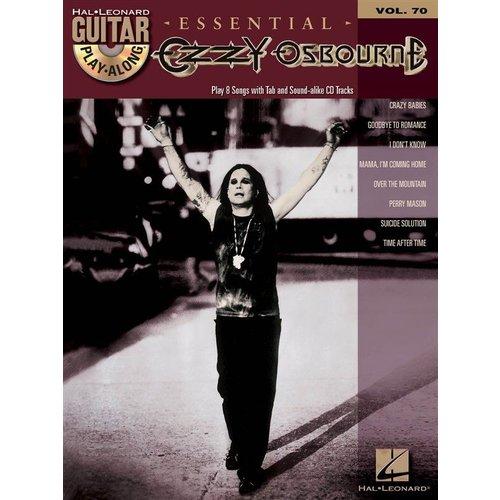 Hal Leonard Guitar Play-Along Volume 70: Ozzy Osbourne