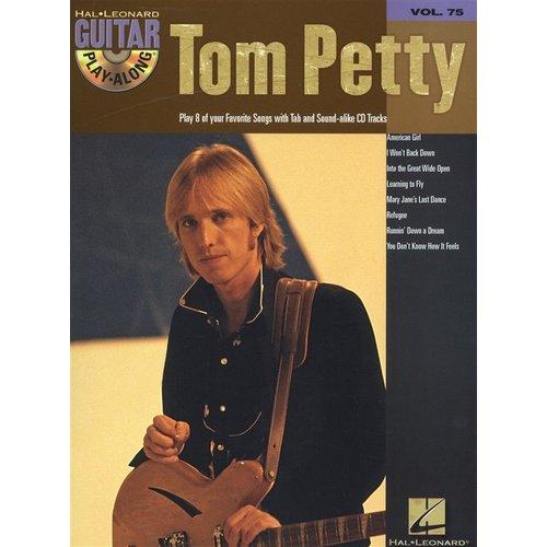 Hal Leonard Guitar Play-Along Volume 75: Tom Petty