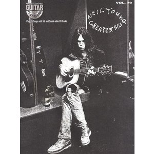Guitar Play-Along Volume 79: Neil Young Greatest Hits