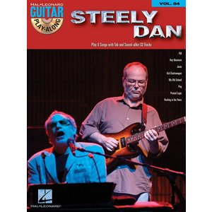 Guitar Play-Along Volume 84: Steely Dan