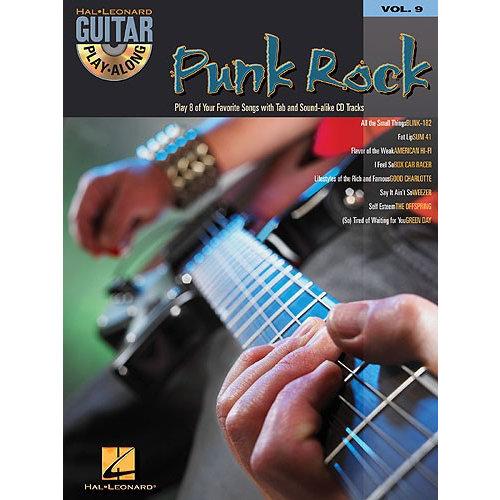 Hal Leonard Guitar Play-Along Volume 9: Punk Rock