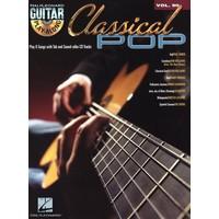 Guitar Play-Along Volume 90: Classical Pop