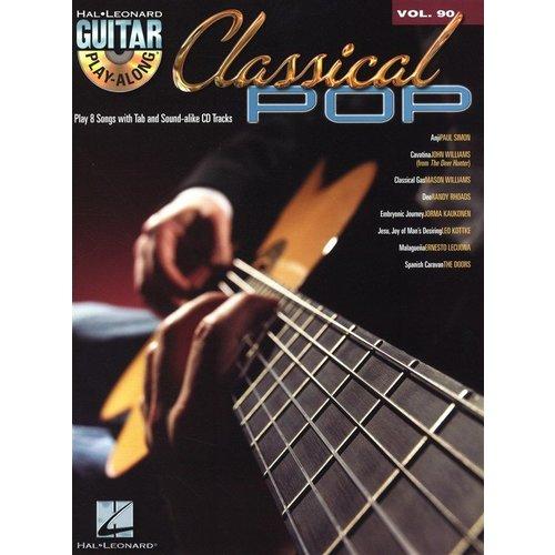 Hal Leonard Guitar Play-Along Volume 90: Classical Pop