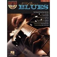 Guitar Play-Along Volume 94: Slow Blues (Book/CD)