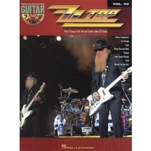 Guitar Play-Along Volume 99: ZZ Top