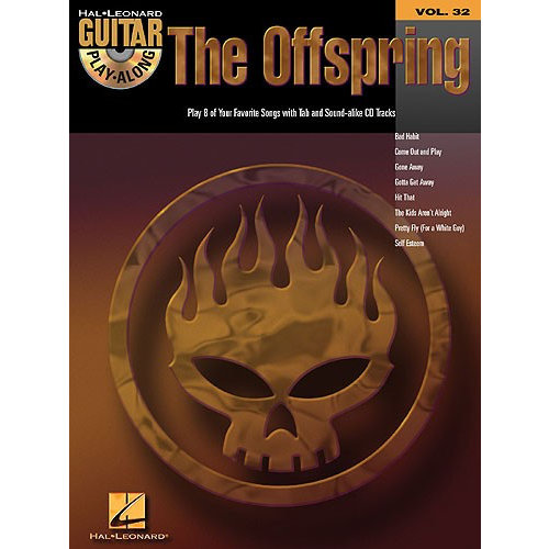 Hal Leonard Guitar Play-Along: The Offspring