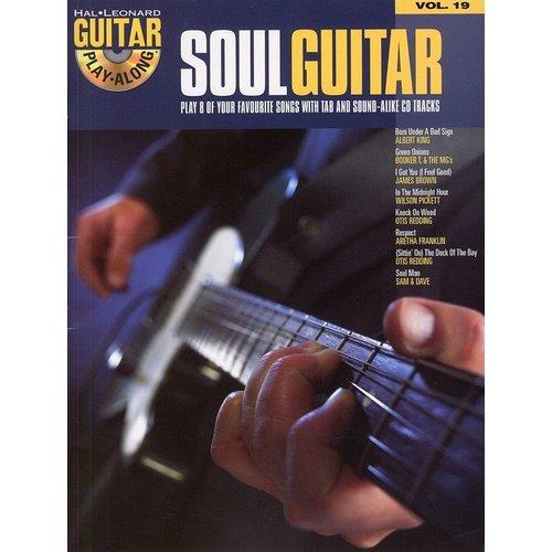 Hal Leonard Hal Leonard Guitar Play-Along Volume 19: Soul Guitar