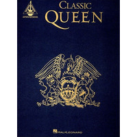 Classic Queen: Guitar Recorded Versions