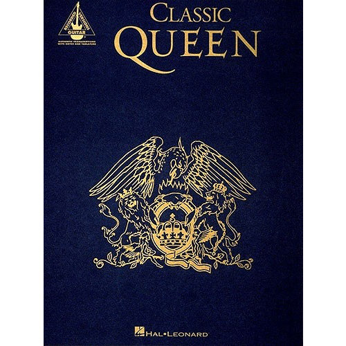Hal Leonard Classic Queen: Guitar Recorded Versions