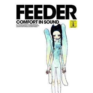 Feeder - Comfort In Sound Tab Book