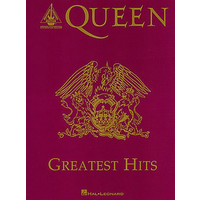 Queen: Greatest Hits - Guitar Recorded Versions