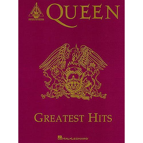Hal Leonard Queen: Greatest Hits - Guitar Recorded Versions