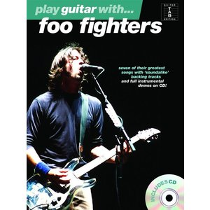 Play Guitar With... Foo Fighters