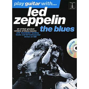 Play Guitar With... Led Zeppelin: The Blues