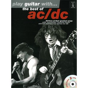 Play Guitar With... The Best Of AC/DC