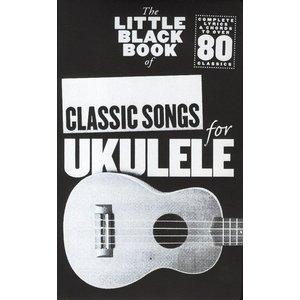 The Little Black Book of Classic Songs (Ukulele)