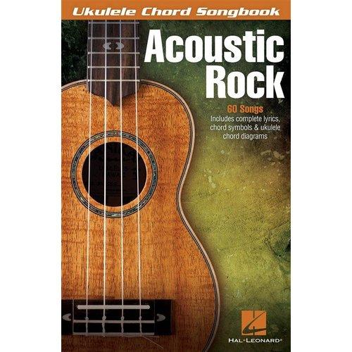 Hal Leonard Ukulele Chord Songbook: Acoustic Rock