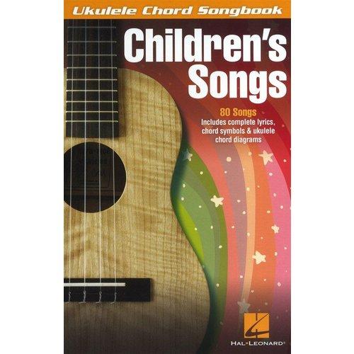 Hal Leonard Ukulele Chord Songbook: Children's Songs