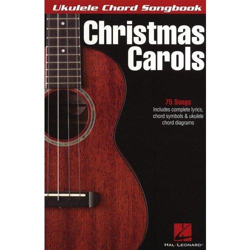 Hal Leonard Ukulele Chord Songbook: Christmas Carols
