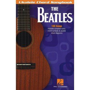 Ukulele Chord Songbook: The Beatles