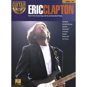 Guitar Play-Along Volume 41: Eric Clapton