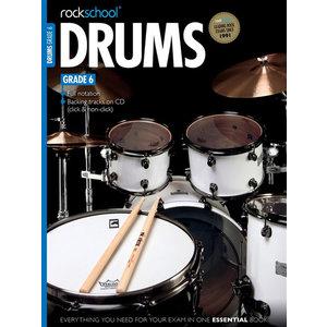 Rockschool Drums - Grade 6 (2012-2018)