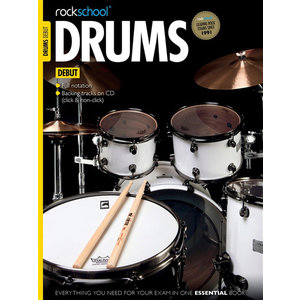 Rockschool Drums - Debut (2012-2018)