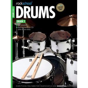 Rockschool Drums - Grade 1 (2012-2018)