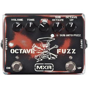 MXR SF01 Slash Octave Fuzz Pedal