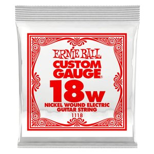 Ernie Ball Single String, Nickel Wound