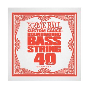 Ernie Ball Single String, Bass