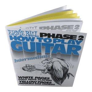 Ernie Ball Guitar Method Phase 2 Book