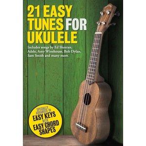 21 Easy Tunes For Ukulele