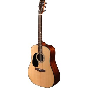 Sigma DM-1STL Left-Handed Dreadnought, Solid Spruce Top, Mahogany Back