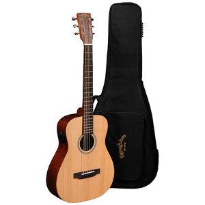 Sigma TM-12+ Travel Guitar - Natural