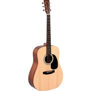 Sigma DM-ST+ Dreadnought, Solid Spruce Top, Mahogany Back