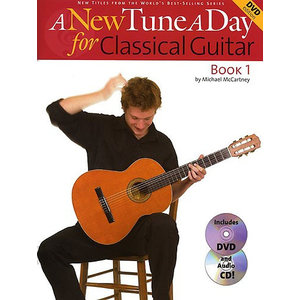 A New Tune A Day: Classical Guitar - Book 1 (DVD Edition)