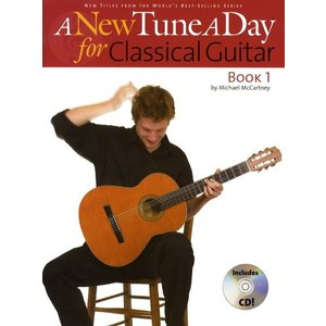 A New Tune A Day: Classical Guitar - Book 1 (CD Edition)