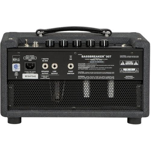 Fender Fender Bassbreaker 007 Head, 7W Valve Amplifier